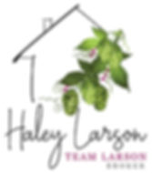 Haley Larson - 2018 Logo -  Team Larson-