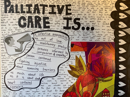 New article on privilege in palliative care