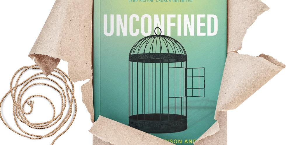 GIFT A PRISONER - Unconfined