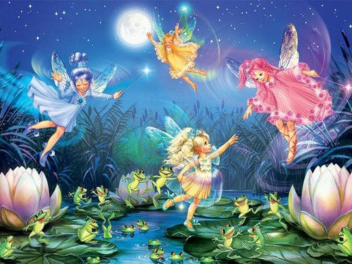 The History Of Fairies