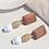 Thumbnail: ROWAN Hemp Wood Earrings