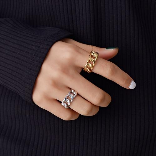 RILEY Chunky Chain Ring
