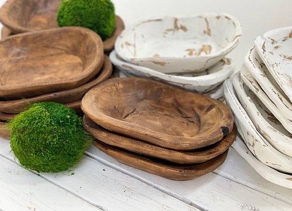 Petite Wood Bowl