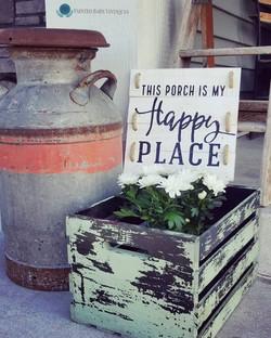 Sweet Pickins Pantry Door