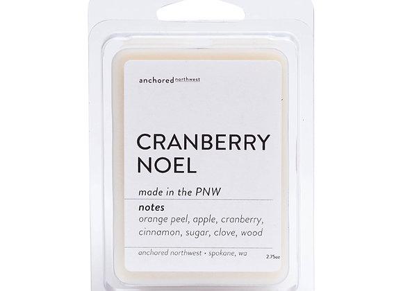 Cranberry Noel Wax Melt