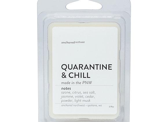 Quarantine & Chill Wax Melt