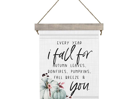 I Fall For You- Sign