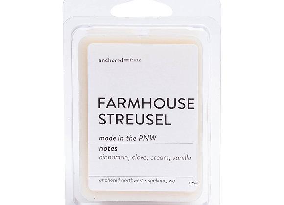 Farmhouse Streusel Wax Melt