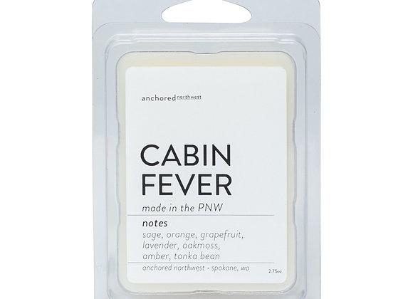 Cabin Fever Wax Melt