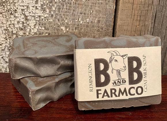 Remington Goat Milk Soap