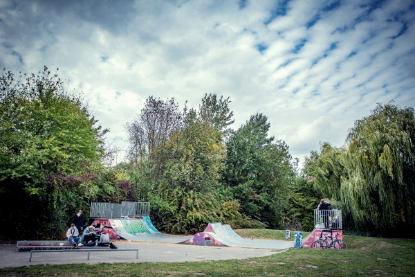 Skatespot Wassermannpark