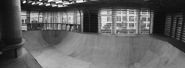 Bowl at Selfridges, central London