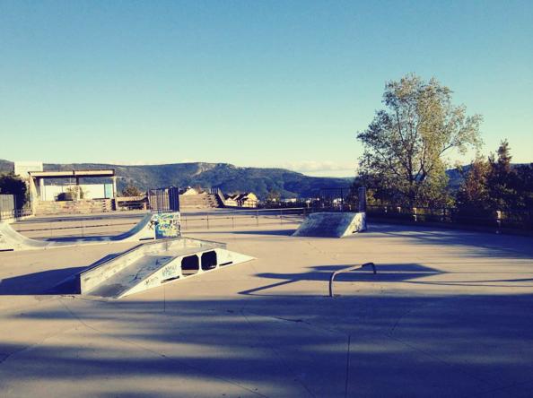 Altura Skatepark, Trieste, Italy