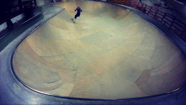 Kontula Skateboard Hall, Finnland