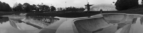 Bowl at Crystal Palace,south London