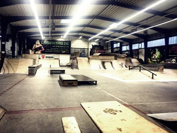 Skatepark IPunkthalle