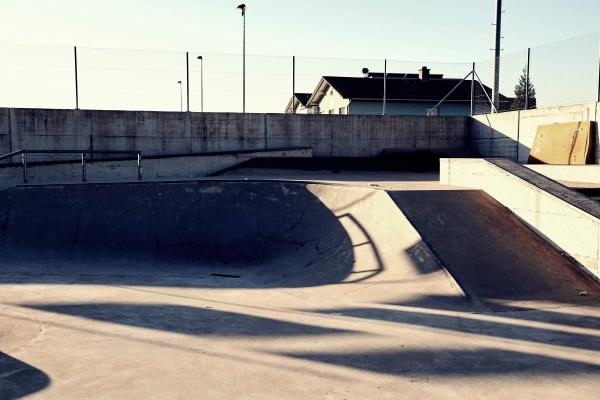 Skatepark Hitzkirch, Schweiz