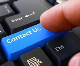 Computer Keyboard Contact Us