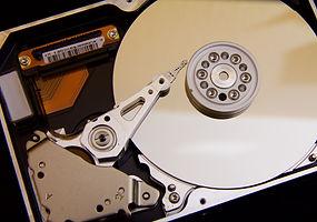 Inside HDD