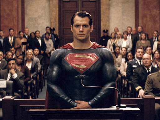 Mankind Is Introduced To The Superman: A BVS Analysis