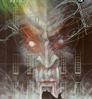 Comic Book Review: Arkham Asylum: A Serious House On Serious Earth