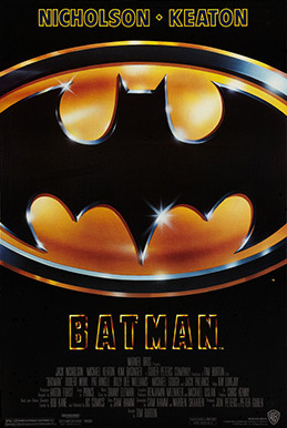 Film Review: Batman (1989)
