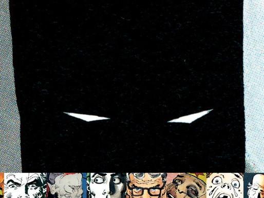 Comic Book Review: The Dark Knight Returns