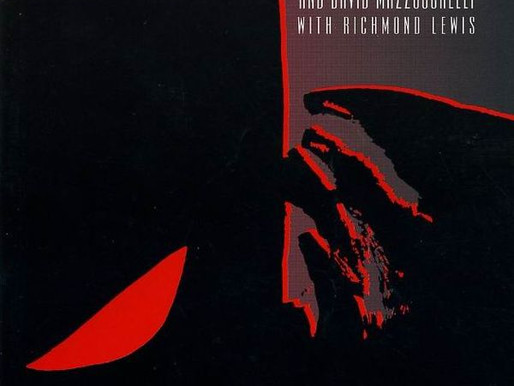 Comic Book Review: Batman: Year One