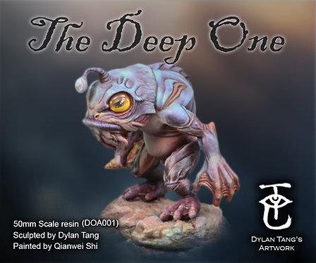 Deep one Ashore