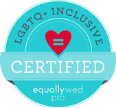 Equally Wed Certified LGBTQ+ Inclusive Professional