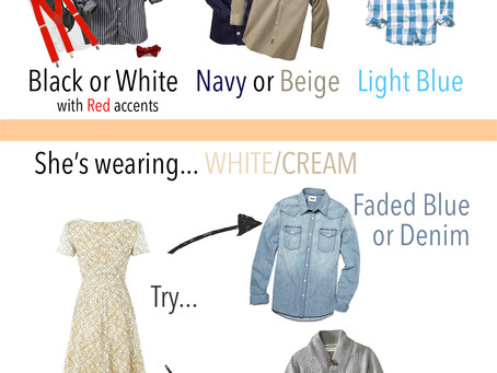 What to Wear for an Engagement Photo Session