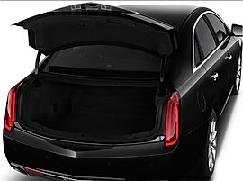 cadillac xts sedan luggage