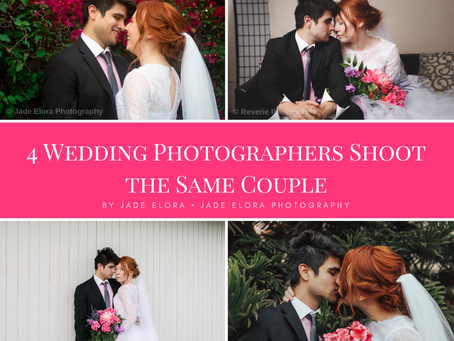 One Couple, Four Wedding Photography Styles