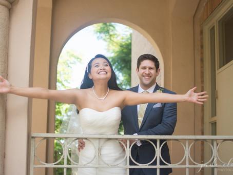 Music-Inspired Smoky Hollow Studios Wedding