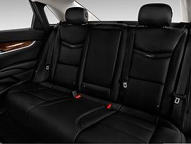cadillac xts sedan seats