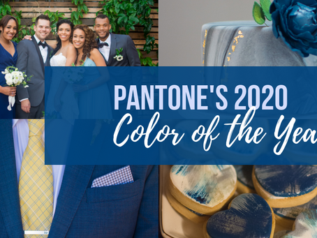 How to Use Pantone's 2020 Color of the Year in Your Wedding