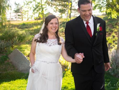 Cat & Justin's Vibrant Murrieta Estate Wedding