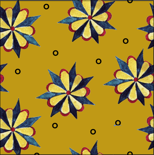 Pattern design and printing package
