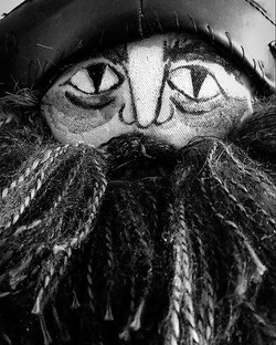I like beards 😍 #beard #belsnickel #pad