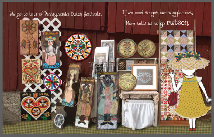 Crafts spread