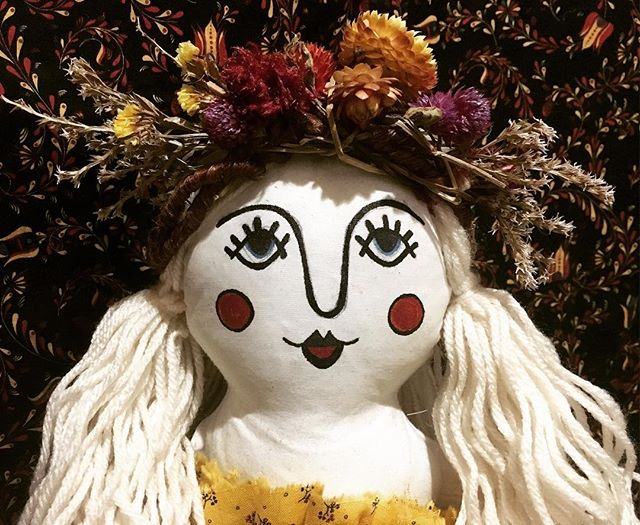 👸🏼#folkartdoll #padutch #deitschartist