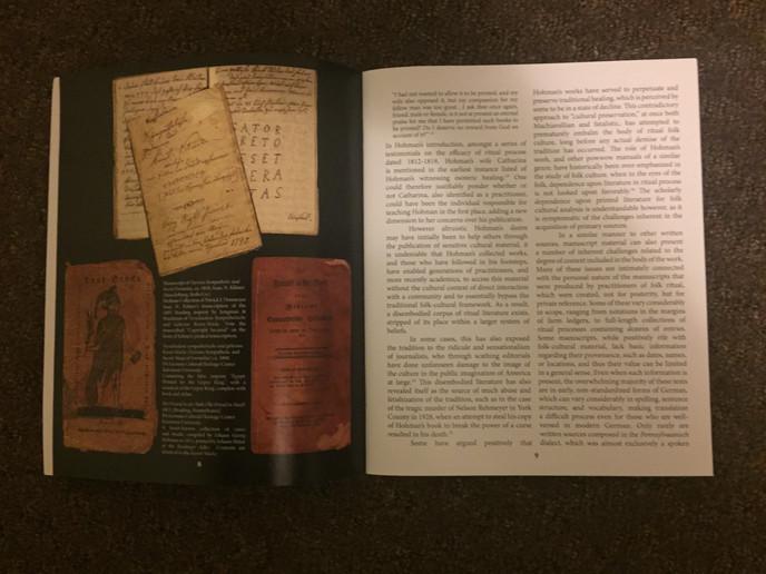 Week 2 - Unconventional Typography booklet design