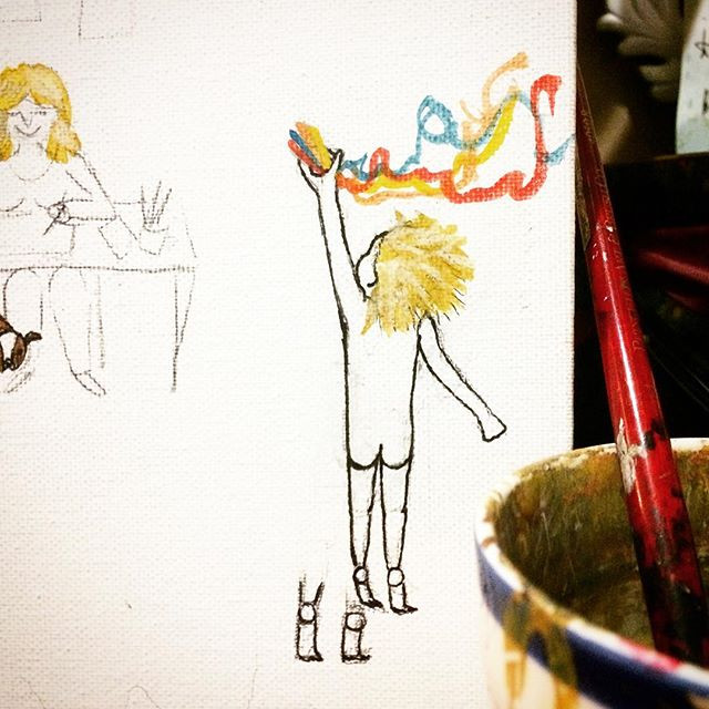 More illustrations..... check back Thursday!