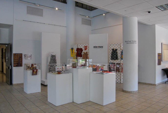 MFA Thesis Project Exhibition