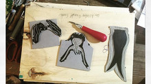 PRINTMAKING IS - WEEK 4
