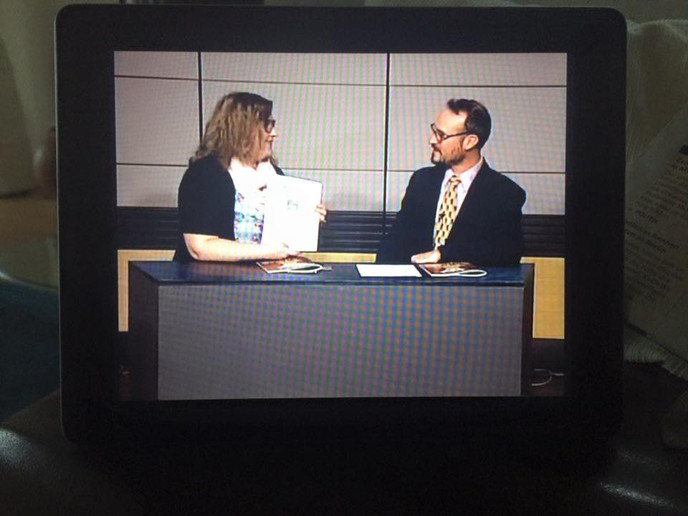 Interview with Patrick Donmoyer on BCTV
