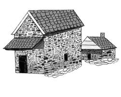 I don't do much architectural illustrati