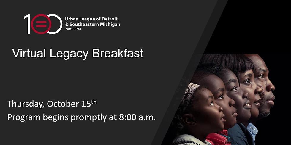 Virtual Legacy Breakfast