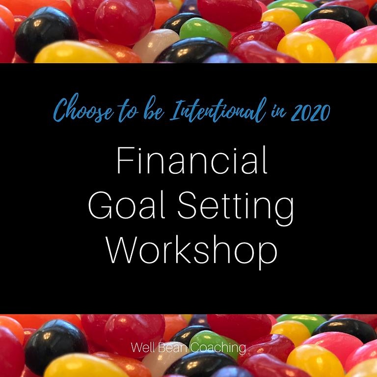 Financial Goal Setting Workshop