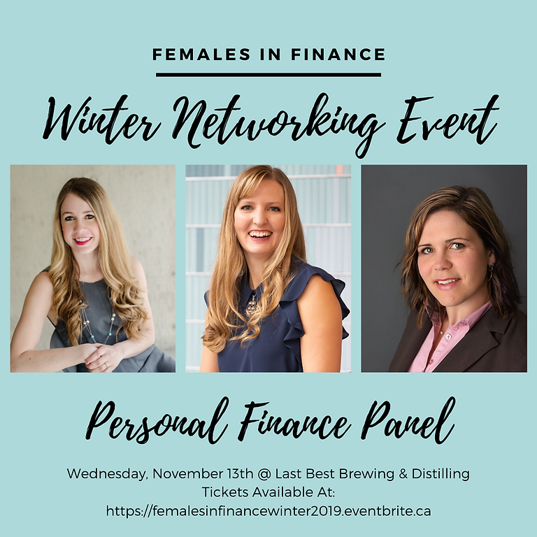 Females in Finance Panelist